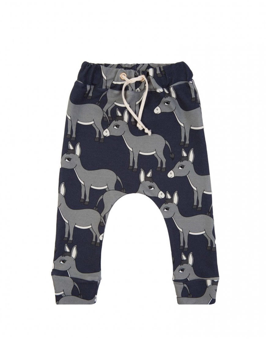 DONKEY NAVY PANTS