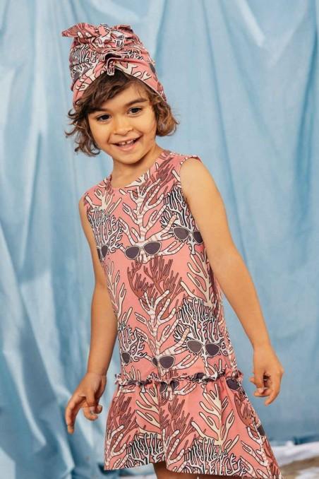 REEF PINK DRESS