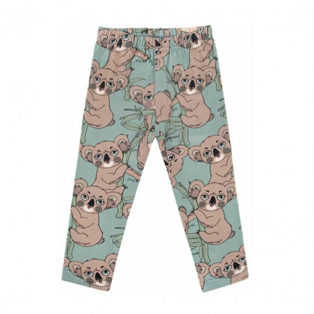 KOALA SEA-GREEN LEGGINS