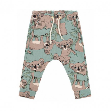 KOALA SEA-GREEN PANTS
