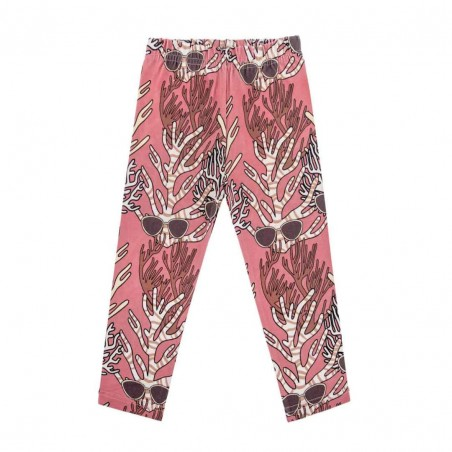 REEF PINK LEGGINS
