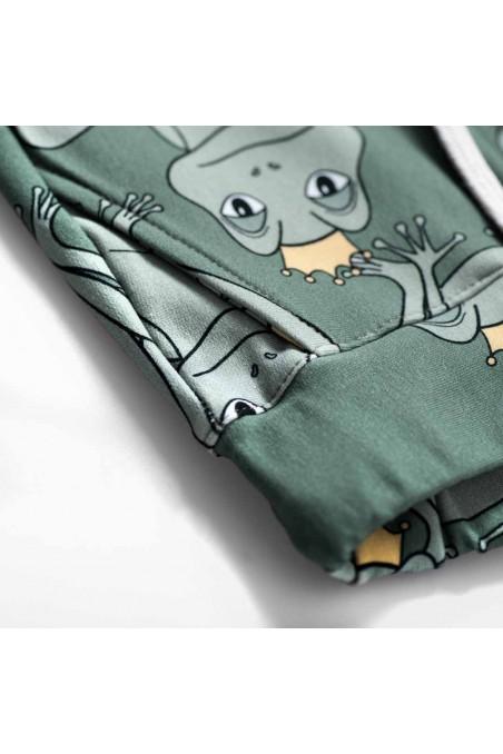 FROG GREEN PANTS